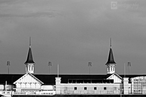 Twin Spiers ~ Kentucky Derby