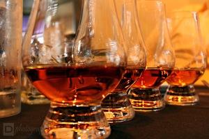 Bourbon Sampler @ Lilly's ~ Louisville, Kentucky