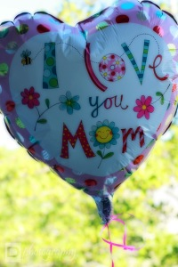 Mother's Day Prayer Balloon