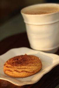 D.W. Cookie Co. Snickerdoodle